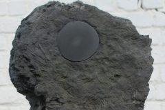 zwartenterechtzwart - steenkool, noir de Mazy