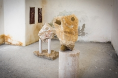Kleine Kiefer - Kiefer marmor - (Prijs Piet Staut 2019) -(foto: Mira Turba)